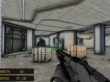giocare Modern soldier shooter