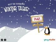 Spot the difference - winter tales