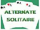 Play Alternate solitaire now