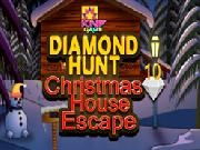 giocare Knf Diamond Hunt 10 Christmas House Escape