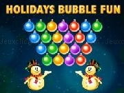 giocare Holidays Bubble Fun