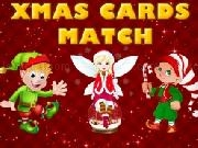 Play Xmas Cards Match now