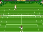 Play Ace tennis now