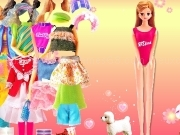 Mimi Barbie dress up