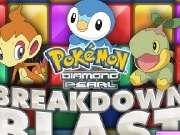 Pokemin - diamond and pearl - Breakdown blast