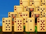 Play Pyramid Solitaire - Ancient Egypt now