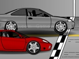 Play Drag racer v3 now