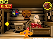 Play Monkey Go Happy Cabin Escape now