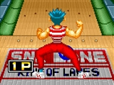 giocare Neo geo league bowling