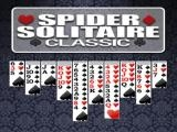 Play Spider solitaire classic now