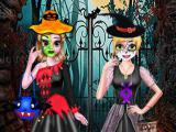 Play Sister s halloween dresses now