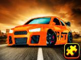 Play Racing beast puzzle now