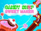 Play Candy shop: sweets maker now