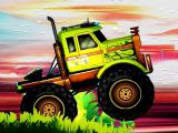 Play Crazy monster trucks difference now