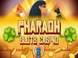 Play Pharaoh slots casino now