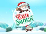 Play Run santa! now