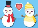 Play Love snowballs xmas now