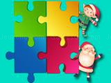 Play Christmas jigsaw puzzle now