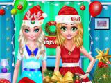 Play Christmas decor now